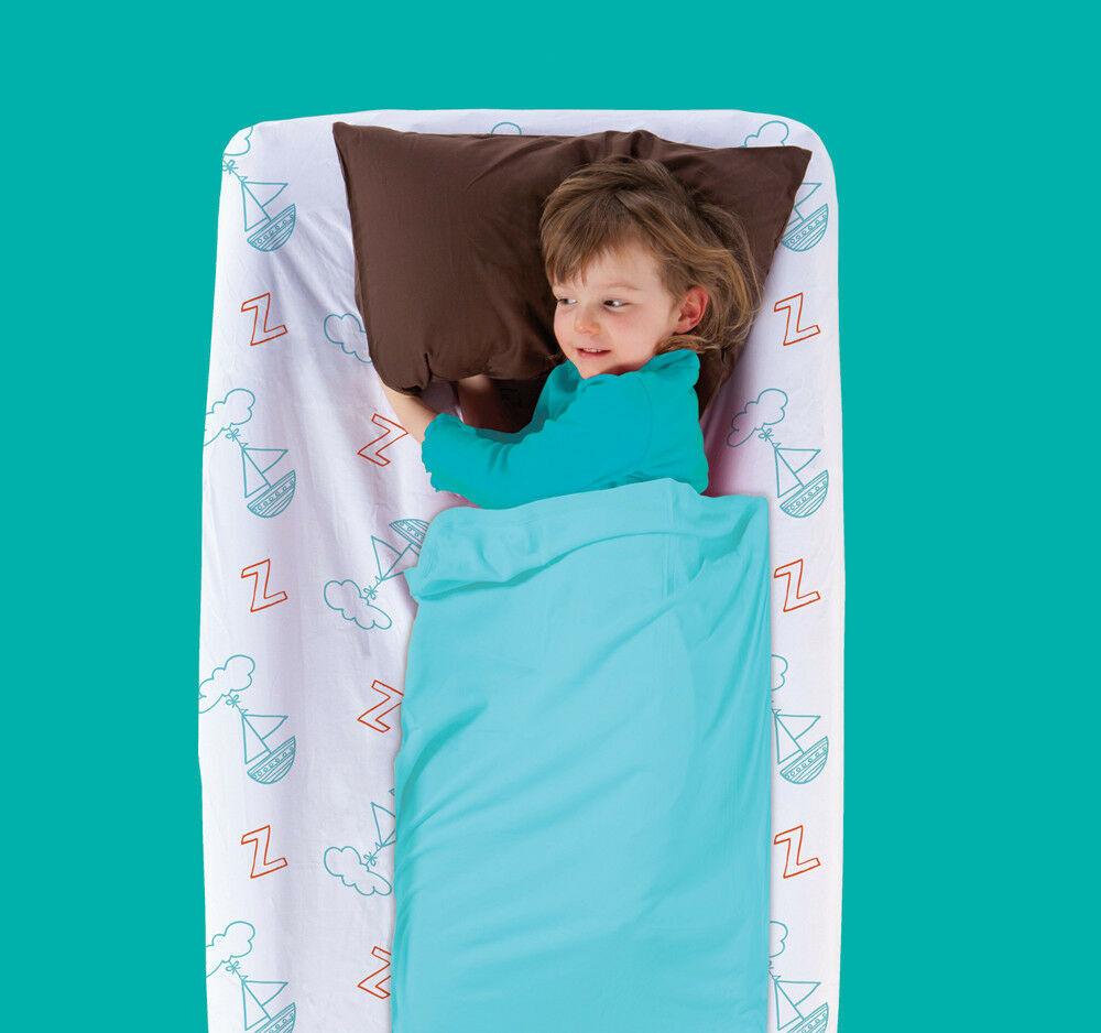 Shrunks Toddler Travel Bed - For Kids, Inflatable Air Bed