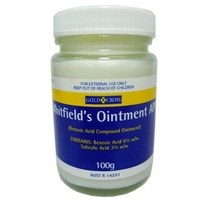 Whitfields Full Strength Ointment 100G (Benzoic Acid Compound Ointment)