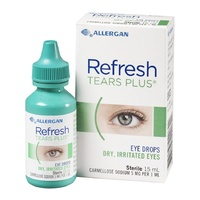 Refresh Tears Plus 15ml For Dry, Irritated Eyes