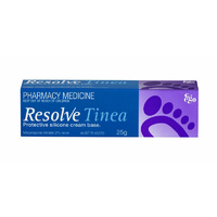 Ego Resolve Tinea Cream 25G Protective Silicone Cream Base