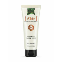 A'kin Jojoba & Corn Gentle Exfoliating Facial Scrub 75ml Akin