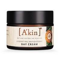 A'kin Hydrating Antioxidant Day Cream 50ml - Instant Daily Hydration Akin