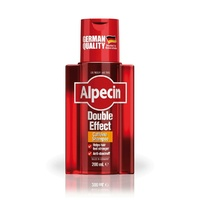 Alpecin Double Effect Caffeine Shampoo 200ml promotes healthy hair growth