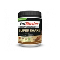 Naturopathica - Fatblaster Weight Loss Shake SUPERSHAKE CHOC 430g