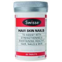Swiss Ultiboost Hair Skin Nails 60 Tablets Swisse