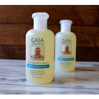 Gaia Natural Baby Shampoo 250ml