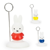 Annabel Trends Miffy Photo Holder Bunny 10cm x 5cm Pictures Photos Memories