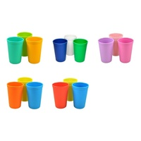 Re-Play Tumblers - 3PK ? FDA-Approved and BPA-Free Plastic