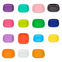Re-Play - Flat Plate -  FDA-Approved BPA-Free Plastic