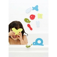 Boon Bath Tub Appliques (Appliqu??s) Baby Toys - 3 Options (Dive, Trap, Trace)