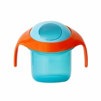 Boon Toddler Feeding NOSH Snack Container fits in most cup holders