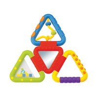 BKids - Fold 'N' Play Rattle/Teether