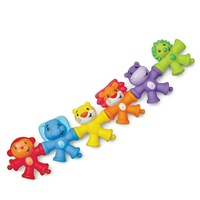 Bkids - Snap & Pop Pals discovery and exploration with colourful bouncing beads