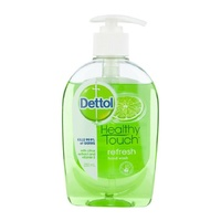 Dettol Healthy Touch Hand Wash Fresh 250Ml