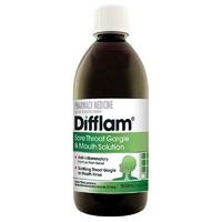 Difflam Solution 500ML  Anti-Inflammatory Solution.