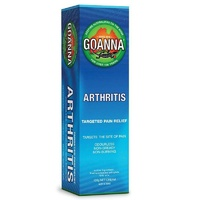 Goanna Arthritis Cream 100G Non-Greasy, Non-Staining, Non-Brurning And Odourless