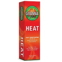 Goanna Heat Cream 100G Relief Of Muscular Aches And Pains