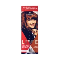 Schwarzkopf Live Colour Aztec Copper  semi-permanent intense, vibrant colours