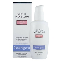 Neutrogena Combination Skin Moisturiser Oil Free 118ml