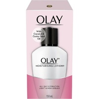 Olay Moisturising Lotion 150Ml to reveal softer, smoother, more supple skin