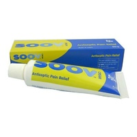 Ego Soov Cream 50G Antiseptic Pain Relief