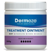 Dermeze Ointment 500G A Moisturiser For Dry Skin Conditions