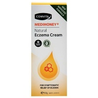 Medihoney Eczema Cream 50G : replenishes and conditions dry, itchy skin