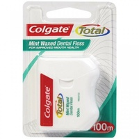 Colgate Dental Floss Total 100M For Improved Mouth Health