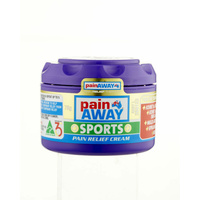 Pain Away Sports Cream 70G For the temporary relief of joint and muscular pain