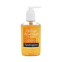 Neutrogena Oil Free Acne Wash 175ml Effective Cleanser for Acne-Prone Skin