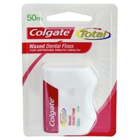 Colgate Dental Ribbon Waxed 50M Protect gums and reduce tooth decay