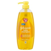 Johnsons Baby Shampoo 800ML Soap-free, Hypoallergenic & Dermatologist tested