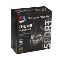 Thermoskin Sport Thumb Adjustable Right Small / Medium