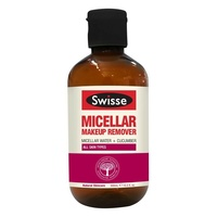 Swisse Micellar Make-Up Remover 300ML fragrance-free and non-irritating