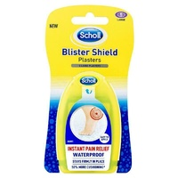 Scholl Blister Clear Gel Plasters, Large 5