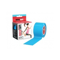 Rocktape Electric Blue 5X5