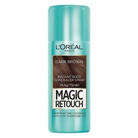 Loreal Magic Retouch Dark Brown - Give you perfectly blended coverage