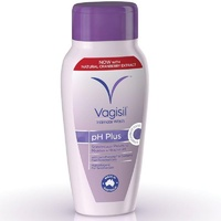 Vagisil Intimate Wash PH Plus 240ml feel balanced and fresh all day long