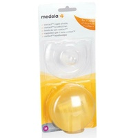 Medela Contact Nipple Shield Medium Helps Babies Latch-on and for Sore Nipples