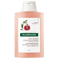 Klorane Shampoo With Pomegranate 200ml for Colour-Treated Hair Silicone Free