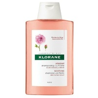 Klorane Shampoo With Peony 200ml for Irritation and/or Itching Soothing