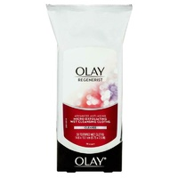 Olay Regenerist Micro Exfoliating Cleansing Wipes 30 Advanced Anti-aging
