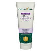 DermaVeen Extra Gentle Sheer Moisturising Cream 200g Replenish the Skin Barrier