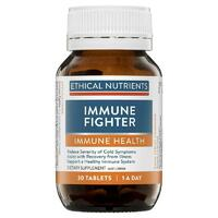 Ethical Nutrients Immune Fighter 30 Tablets Support Immune System