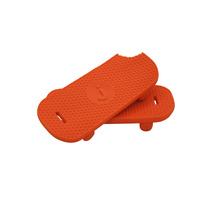 Jellystone Jchews Silicone Teether Skateboard BPA Free Safe for Baby