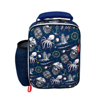 Amooze Thermal Insulated Neoprene Lunch Bag - Pirate (Tile)