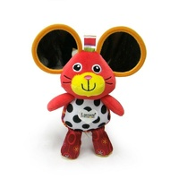 Lamaze Miro the Mouse? encourage self-discovery and high contrast colors