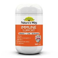 Nature's Way Immune Support 100S Reduce Common Cold Occurrence