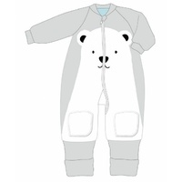 Warmies 2-3 Years Fleece With Arms 3.0 TOG POLAR BEAR