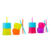 Boon - Snug Straw with Cup